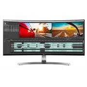 LG 34UC98-W 34 inch Class 21:9 UltraWide WQHD IPS Thunderbolt Curved LED Monitor - 34 inch IPS Panel