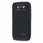 Nokia E71 Slim Mesh Case - Nokia Hard Case (Classic Black)