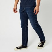 Diesel Men's Larkee-Beex Tapered Jeans - Blue - W34/L34 - Blue