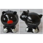 Pusculita porcusor negru Bani Murdari