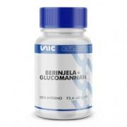 Berinjela 300mg+ Glucomannan 500mg 60 doses