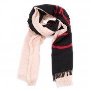 Fular CALVIN KLEIN BLACK LABEL - Block Out Scarf W K40K400193 628
