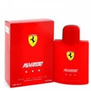 Ferrari Scuderia Red by Ferrari Eau De Toilette Spray 4.2 oz