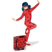 Vegaoo Geschenkekoffer Ladybug für Mädchen