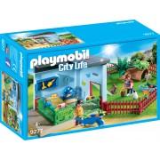 CRESCATORIE DE IEPURASI SI HAMSTERI - PLAYMOBIL (PM9277)