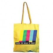This Is Only A Test Tote Bag, Tote Bag