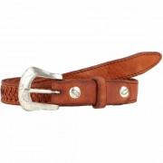 Campomaggi Cinturón piel cognac 85cm