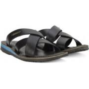 Woodland Leather Flip Flops