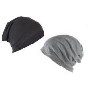 COMBO Beanie Cap Woolen Cap Slouchy for Men Women Unisex