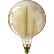 Philips Lighting LED žárovka Philips Lighting 76808200 230 V, E27, 5 W = 25 W, teplá bílá, A (A++ - E), tvar globusu, 1 ks