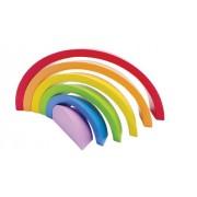 Hape-Rainbow Curves