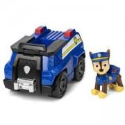 Игрален комплект Пес Патрул - Чейс с полицейска кола, 025050