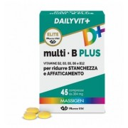Marco Viti Farmaceutici Spa MASS DAILYVIT MULTI-B PLUS 45 COMPRESSE