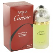 Pasha De Cartier Eau De Toilette Spray By Cartier 1.6 oz Eau De Toilette Spray