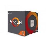 Amd Micro. procesador amd ryzen 5 1600x 6 core 3.6 ghz 16mb am4