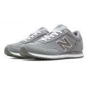 New Balance Women's 501 Ripple Sole Grey with Grey