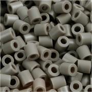 Nabbi Photo Pearls, stl. 5x5 mm, hålstl. 2,5 mm, 1100 st., askgrå (8)