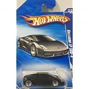 HOT WHEELS Hot Wheels Lamborghini Gallardo lamborghini gallardo LP 560-4 black # 121