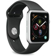 Puro Icon Apple Watch Band (Watch 38/40 mm) - Svart