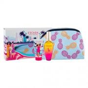 ESCADA Miami Blossom подаръчен комплект EDT 50 ml + лосион за тяло 50 ml + козметична чантичка за жени
