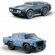 Set pista si 2 masini de curse Fast and Furious Edition