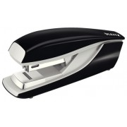 Capsator metalic cu capsă plată Leitz NeXXt Series 5505, negru