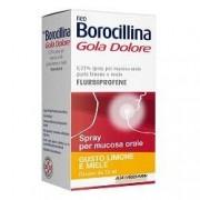 AlfaSigma Neoborocillina Gola Dolore Limone E Miele Spray Mucosa 15ml