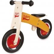 Janod Little Bikloon Mi Primera Bicicleta sin pedales Amarillo/rojo