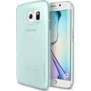 Skin Ringke Slim Frost Samsung Galaxy S6 Edge G925 Mint + folie