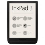 EBook Reader PocketBook Inkpad 3, ecran tactil 7.8 inch E Ink Carta, 300dpi, dual-core, 8GB, audio out, SMARTlight, Negru