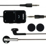 Kit Oreillettes Nokia Hs-45 + Contrôleur Audio Ad-54 Pour Nokia
