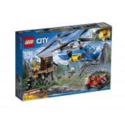 Set de constructie LEGO City Arest pe munte