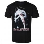 Muška Majica Halloween - Mask and Knife - HAL519