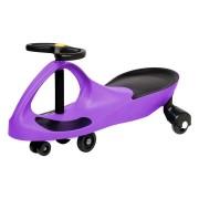 Kids Ride Pedal Free Swing Car 79cm - Purple