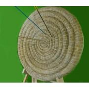 Mata słomiana 80 cm łucznicza