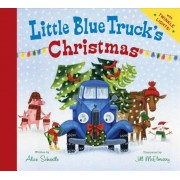 Little Blue Truck's Christmas, Hardcover