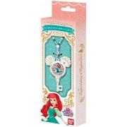 Data Carddis Disney Magic Castle Glitter Shiny Star Magical Shiny Key Crystal Pendant Ariel Ver.