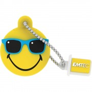 Card Memorie Mr. Hawai Smiley USB 2.0 8GB EMTEC