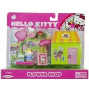 Hello Kitty World Playset - Flower Shop