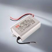 Transformator Driver Profesional de curent constant Mean Well PLD-25-1400B IP30 1400mA 230V la 12 > 18VDC