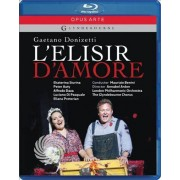 Video Delta DONIZETTI - L'ELISIR D'AMORE - Blu-Ray