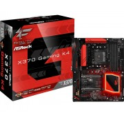MB, ASRock X370 GAMING K4 /AMD X370/ DDR4/ AM4