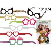 Set accesorii fotografii ochelari funny