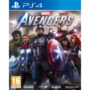 Square Enix PS4 Marvel's Avengers