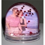 Glob Foto Inimioare Mini