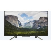 "TV LED, Sony 50"", KDL-50WF665, Smart, XR 400Hz, 4K X-Reality PRO, WiFi, FullHD (KDL50WF665BAEP)"
