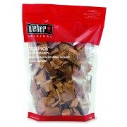 Fából való chips Weber fehér dió 17053