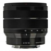 Sony 10-18mm 1:4.0 AF E OSS negro - Reacondicionado: como nuevo 30 meses de garantía Envío gratuito
