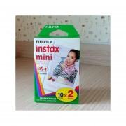 Fujifilm Instax Mini Película Instantanea 20 Fotos