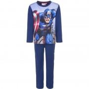 Geen Avengers nachtkleding blauw voor jongens